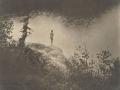 Anne Brigman, Figure in the landscape, 1923