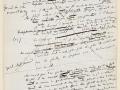 Manuscrits de Madame Bovary