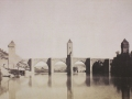 Gustave Le Gray, Cahors, Pont Valentré, 1851
