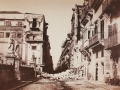 Gustave Le Gray, Palermo, Via di Toledo, 1860
