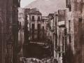 Gustave Le Gray, Quartiere del Cassaro a palermo, 1860