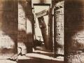 Gustave Le Gray, Sala ipostila di Karnak, 1867