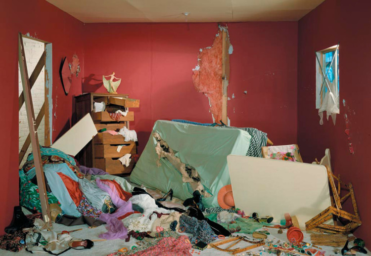Jeff Wall, The Destryed Room, 1978
