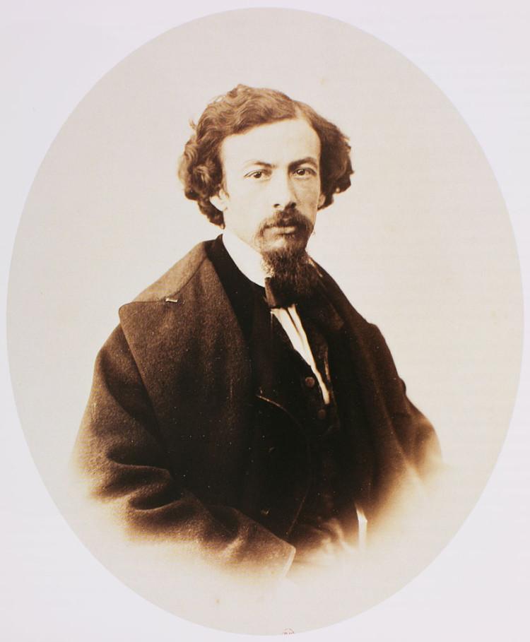 Gustave Le Gray, Autoritratto, 1856-59