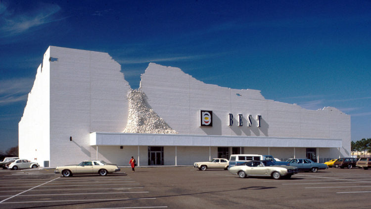 SITE, BEST Products Company, Retail Store, Houston, TX, USA, 1975